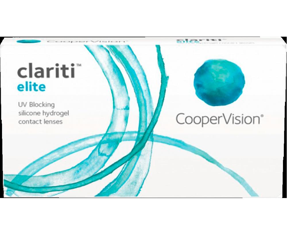 Clariti Elite  1 месяц ношения