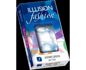 Линзы ILLUSION fashion Adonis