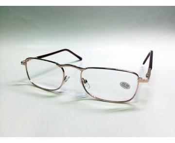Очки лектор металлический