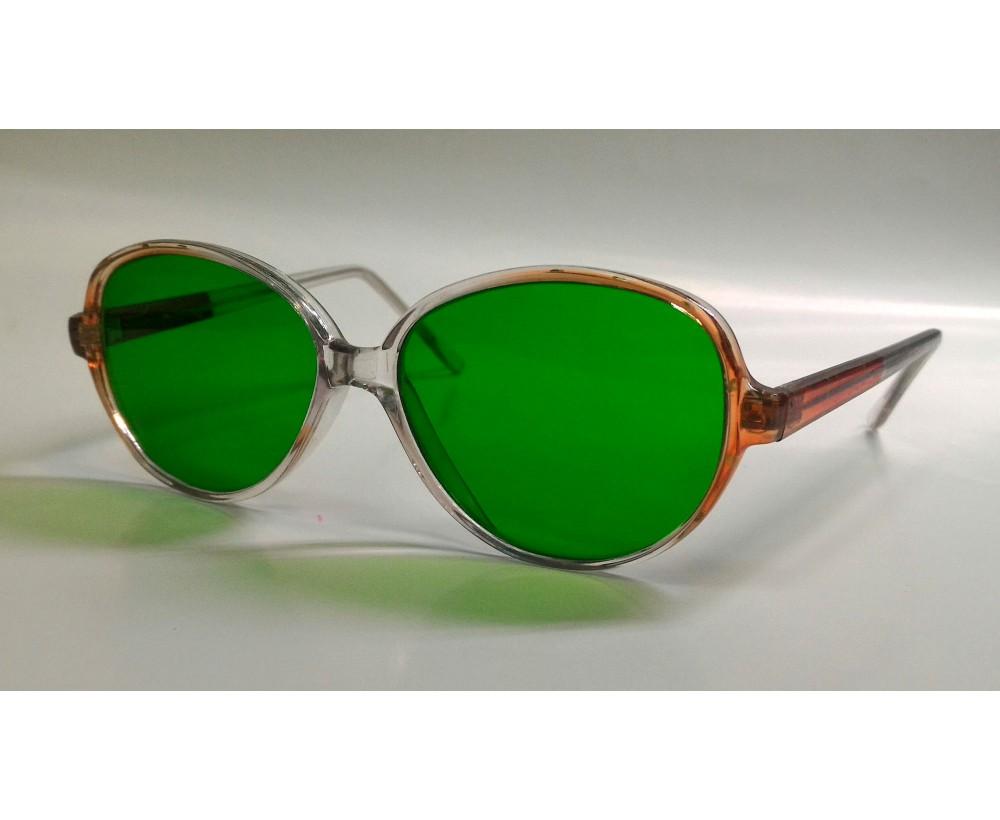 Очки глаукомные V 0013