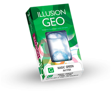Линзы ILLUSION GEO Nature