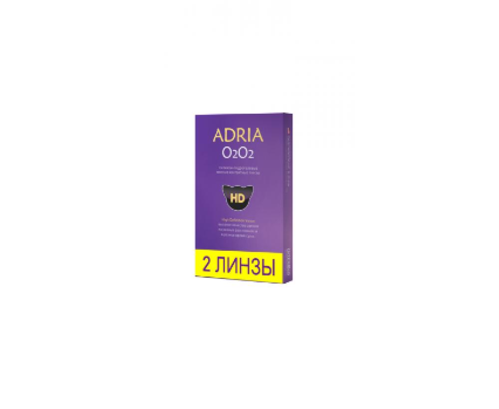 Линзы Adria O2O2 (2 линзы)